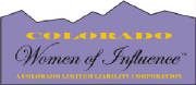 Proud member of Colorado Women of Influence