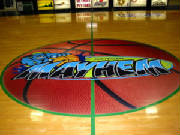 Gymnasium Floor Decals